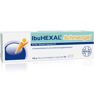 IbuHEXAL® Schmerzgel 5 % Gel