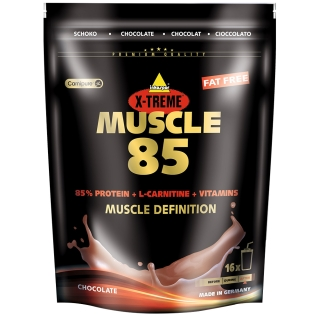 Inkospor X-TREME Muscle 85, Schokolade, Pulver