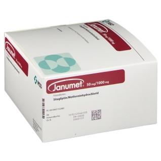 Janumet® 50/1000 mg Filmtabletten