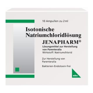 JENAPHARM® Isotonische Natriumchloridlösung