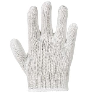 Kinderfingerhandschuh aus Baumwolle Gr. 6