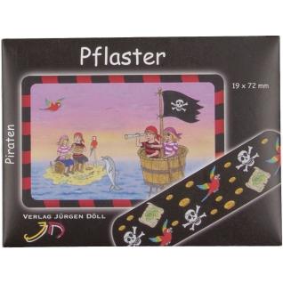 Kinderpflaster Piraten