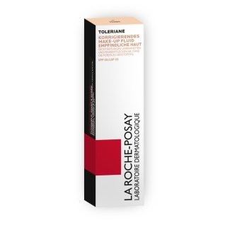La Roche Posay Toleriane Make-Up Fluid 11 LSF 25