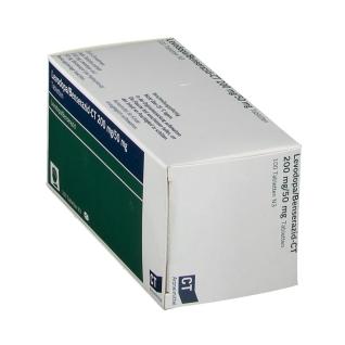 LEVODOPA Benserazid-CT 200mg/50mg Tabletten