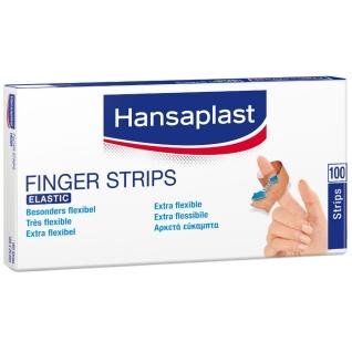 lHansaplast Fingerstrips Eastic 18 cm x 2 cm