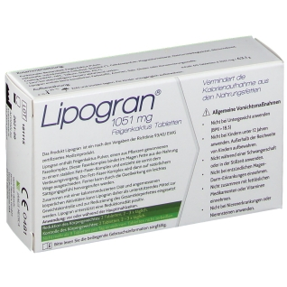 Lipogran® 1051 mg