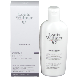 Louis Widmer Remederm Crème Fluide parfümiert