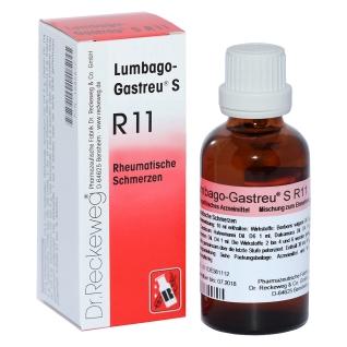 Lumbago-Gastreu® S R11 Tropfen