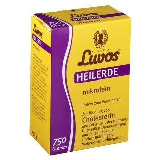 Luvos® Heilerde mikrofein
