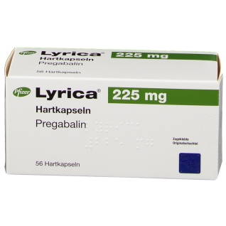 LYRICA 225 mg Hartkapseln