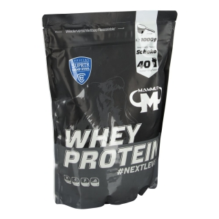 Mammut Whey Protein Next Level Schokolade
