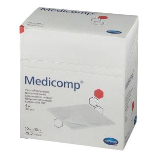 Medicomp® Sterile Kompressen 10 cm x 10 cm