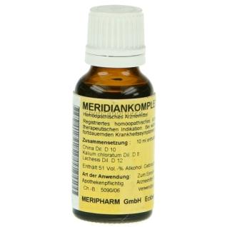 Meridiankomplex 3 N Tropfen