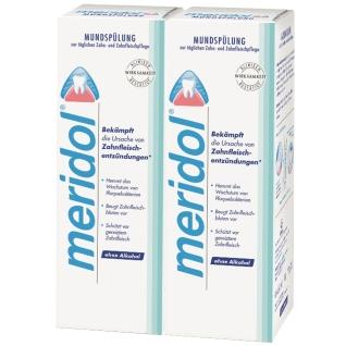 meridol® Mundspülung Doppelpack