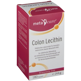 metacare® Colon Lecithin