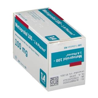Metoprolol 100 1a Pharma Tabletten