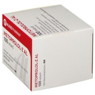 Metoprolol Z AL 100  Retardtabletten