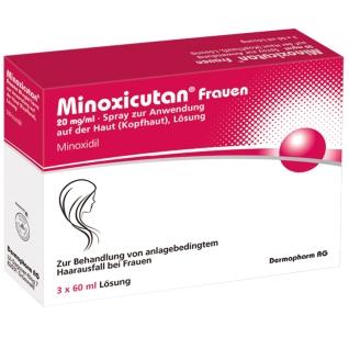 Minoxicutan® Frauen 20 mg/ml