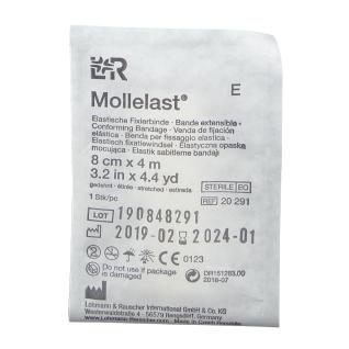 Mollelast® 8 cm x 4 m steril