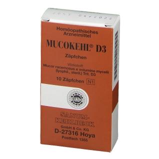 Mucokehl® D3 Suppositorien