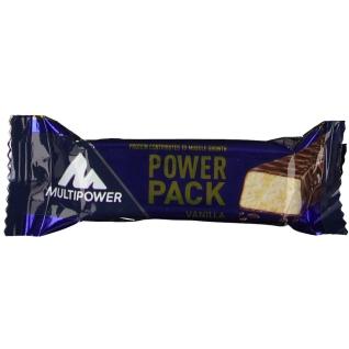 Multipower Power Pack, Vanille, Riegel