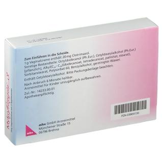 Mykofungin® 3, 2% Vaginalcreme