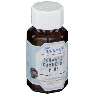 naturafit® Schwarzkümmelöl Plus