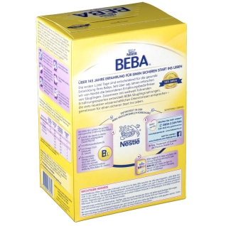 Nestlé BEBA® HA 2 nach dem 6. Monat