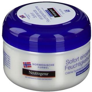 Neutrogena® Norwegische Formel Sofort einziehende Feuchtigkeitscreme