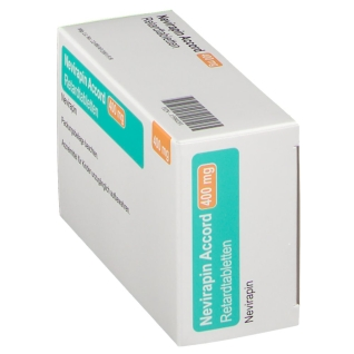 NEVIRAPIN Accord 400 mg Retardtabletten