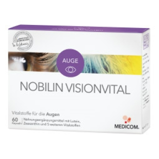 Nobilin Visionvital Kapseln