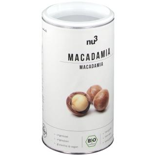 nu3 Bio Macadamianüsse