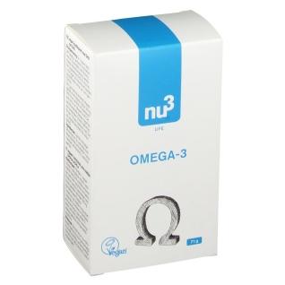 nu3 Omega-3 vegan Kapseln