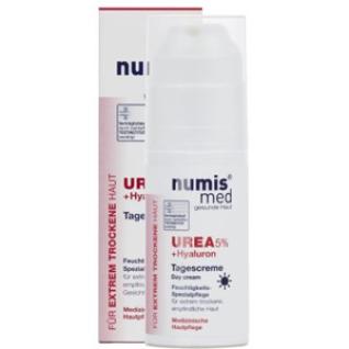 numis® med UREA Tagescreme Hyaluron