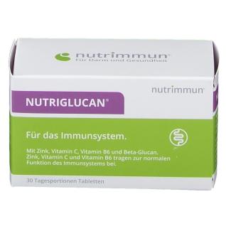 nutrimmun® nutriglucan Tabletten
