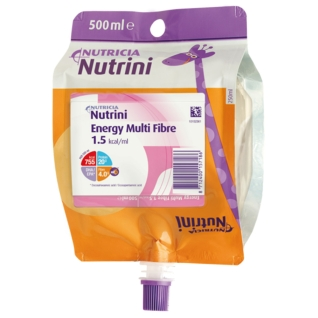Nutrini Energy Multi Fibre Pack