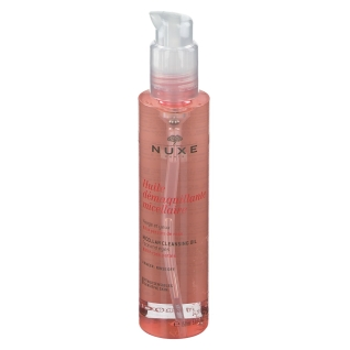 NUXE Mizellen-Reinigungsöl mit Rosenblüten
