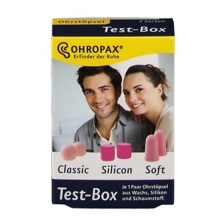 OHROPAX® Testbox