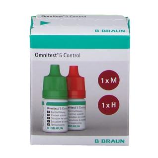 Omnitest® 5 Control