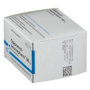 Opipramol neuraxpharm 50 mg Filmtabl.