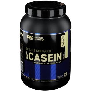 Optimum Nutrition 100 % Casein, Vanilla Ice Cream, Pulver
