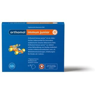 Orthomol Immun junior® Himbeer-Limette