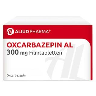 OXCARBAZEPIN AL 300 mg