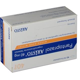 Pantoprazol Aristo® 40 mg