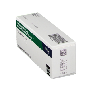 PANTOPRAZOL Micro Labs 20 mg magensaftr.Tabletten