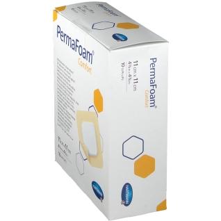 PermaFoam® Comfort Schaumverband 11 x 11 cm