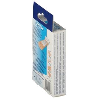 Pharmadoct Pflaster klassisch mit antiseptischer Auflage 5 Größen