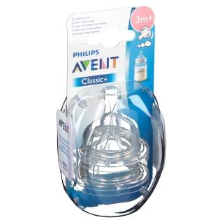 Philips® AVENT Sauger Varioflo mit variablem Fluss