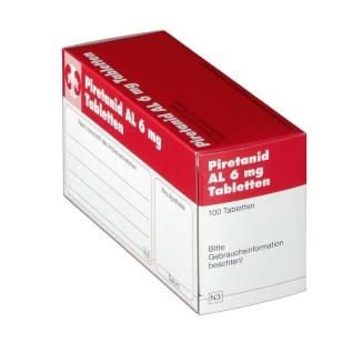PIRETANID AL 6 mg