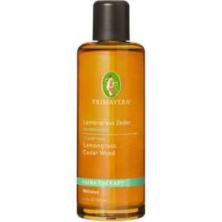 PRIMAVERA® Aroma Sauna Lemongrass Zeder BIO